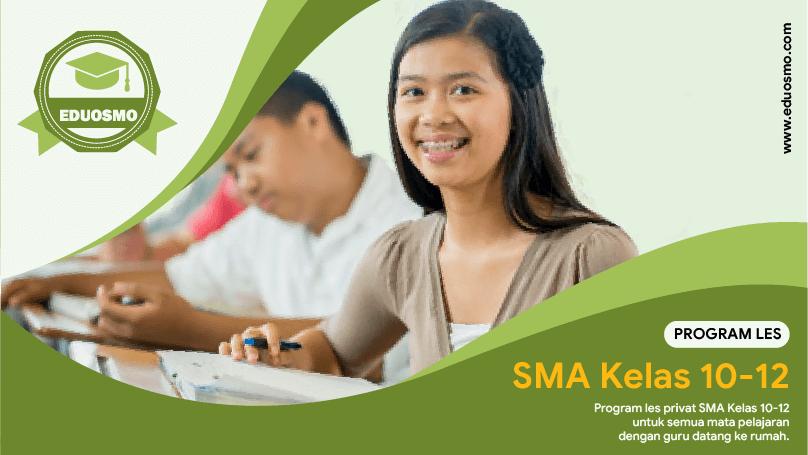 Les Privat SMA Bandung Eduosmo