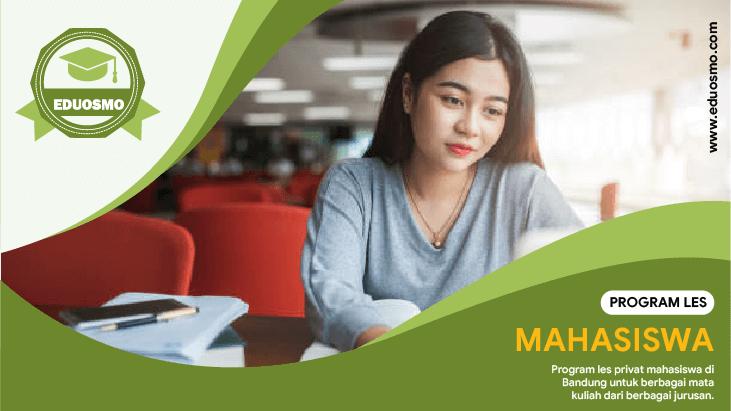 Les Privat Mahasiswa Bandung Eduosmo